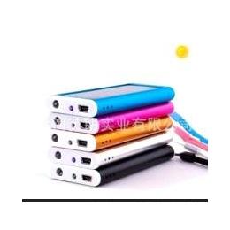 太阳能<em>手机充电器</em> 款式时尚 实用性强 <em>电池</em>1200mA 可定制LOGO