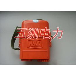 便携式自助器煤矿自救装置