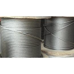 日本神户sus316L耐腐蚀不锈钢钢丝绳 电梯钢丝绳