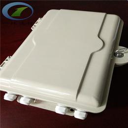亚博国际版24芯SMC光缆分纤箱 宁波一环火热畅销室外