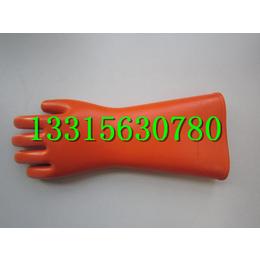 五指电工手套 5kv 绝缘手套   进口乳胶绝缘手套