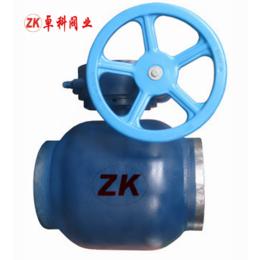 供应优质Q361F全焊接球阀 碳钢全焊接球阀 卓科降价直销