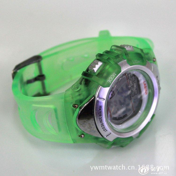 产品库 服装鞋帽箱包,钟表眼镜 钟表 其他钟表 【供应】个性运动电子