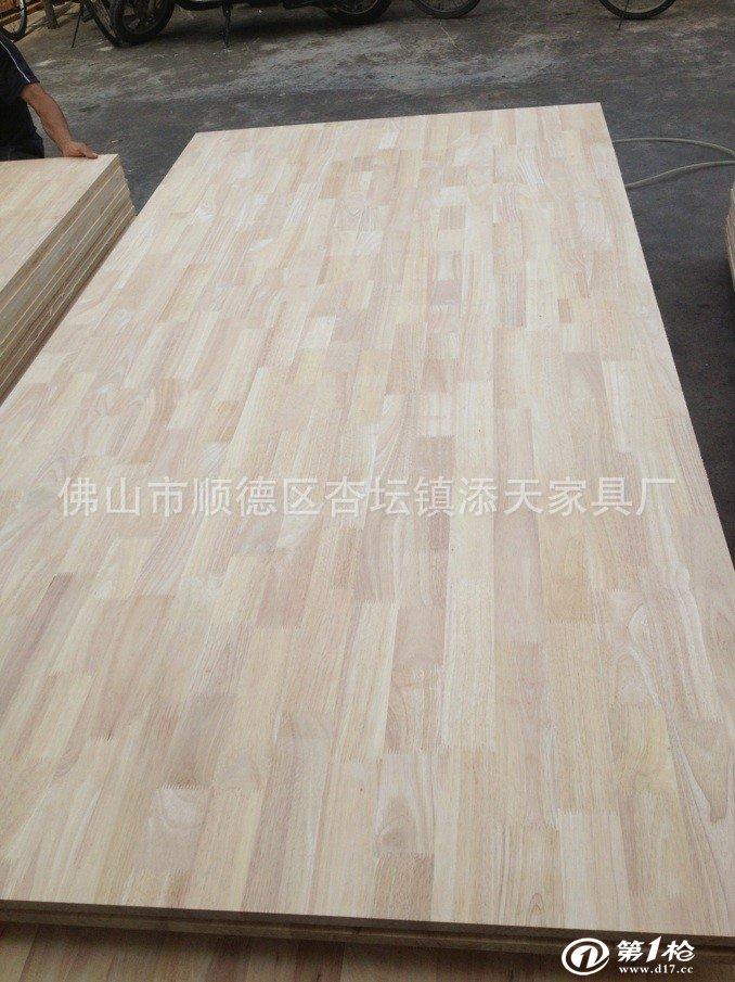 大量供应泰国进口白橡木板