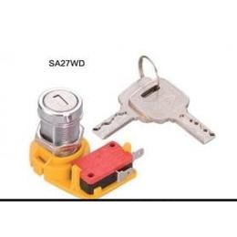 供应钥匙开关锁/电源锁/电源开关锁SC27WD
