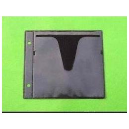 各种方形2孔多孔CD内页/2孔夹内袋/活页2片装CD内袋