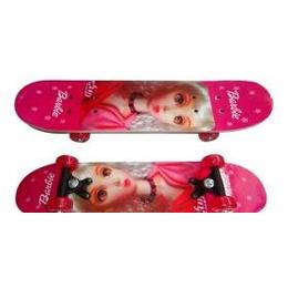 厂家供应双翘四轮滑板批发 儿童品牌卡通活力滑板 枫木贴彩色图案