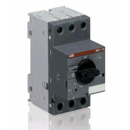 供应ABB电机保护器MS116 - 1.0一级代理