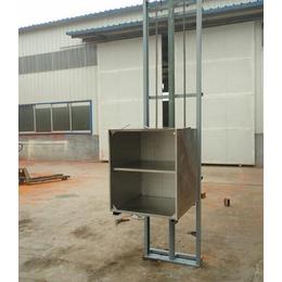 厂家直销四川传菜机减速机带变频超快12米四层楼