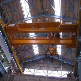 厂家热销16吨20吨抓斗起重机抓斗式单梁起重机抓斗桥式起重机