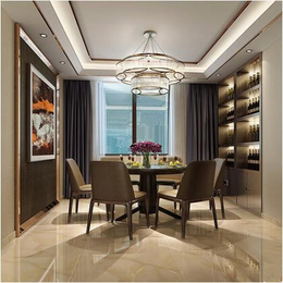 简约现代三居室精致家装装修风格缩略图