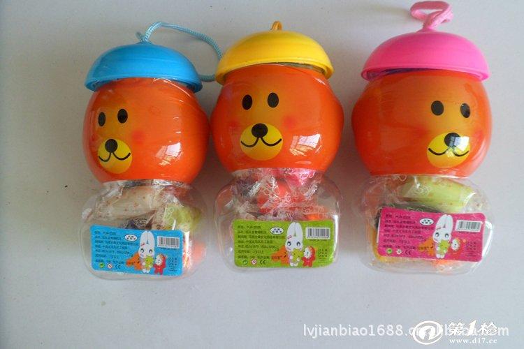义乌过家家玩具橡皮泥批发 培乐宝彩泥 儿童益智 优质无毒 小熊