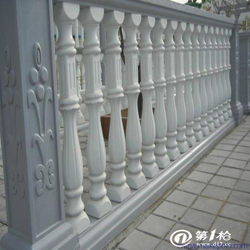 供应铸造石栏杆花瓶柱柱墩