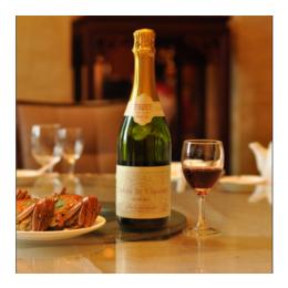 法国香槟克林伯瑞起泡酒缩略图
