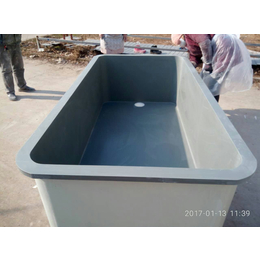 河南玻璃钢制品 水池 厂家异型定制 玻璃钢鱼池