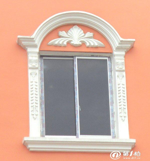 grc材料在我国已广泛运用于欧式风格的建筑外墙装饰