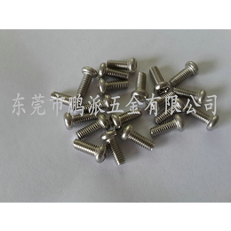 不锈钢精密螺丝  电子螺丝  小螺钉  圆头十字机丝