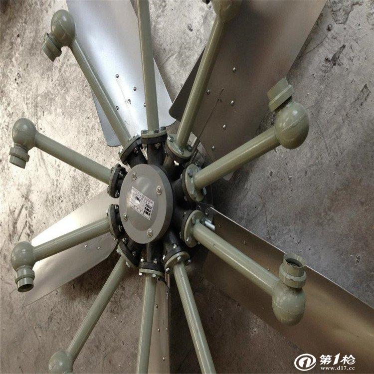 大量供应 冷却塔专用喷头 冷却塔喷头三溅式 碳化硅螺旋喷头