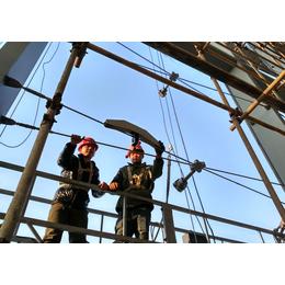 钢丝绳张力检测仪 200KN幕墙不锈钢拉索张力检测仪