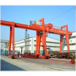 热销3吨5吨10吨单梁电动葫芦龙门起重机 葫芦半门式起重机