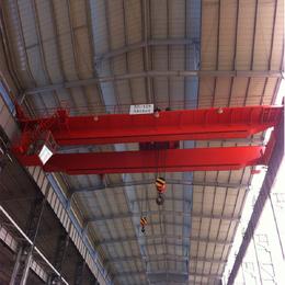 专业定制-电动葫芦双梁桥式起重机QD型双梁吊钩式桥式天车