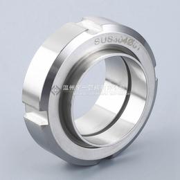 温州宇一厂家直销不锈钢卫生级304316L活接头SMSDIN