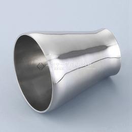 温州宇一 厂家直销 不锈钢卫生级304 316L焊接大小头