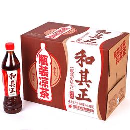 和其正600瓶装凉茶 深圳区域 特价供应