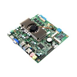 TOP77 i3 2310集成4G内存超薄工控主板