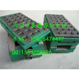 厂家直销各种型号设备三层防震垫铁