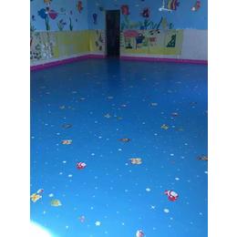 幼儿园选用塑胶地板应注意几点