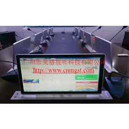 无纸化桌面电动升降屏
