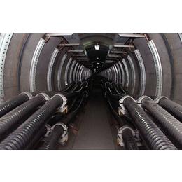 供应陕西福莱通FSP-12柔性好耐高温防老化阻燃包塑金属软管