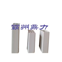 热卖鼎力四孔栅格管  PVC四孔栅格管 厂家直销缩略图