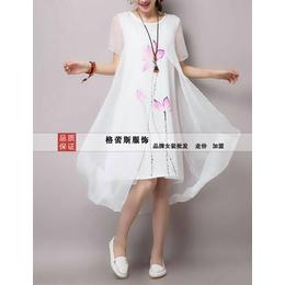 新款棉麻连衣裙民族风情别样美低价批发