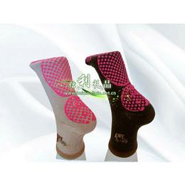 托玛琳自发热袜子加工会销赠品加工托玛琳自发热袜子