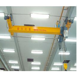 直销LX型0.5-10吨单梁悬挂起重机 悬挂桥式起重机