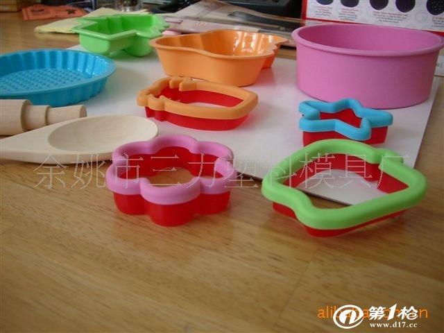 橡皮泥模型,彩泥模型,蛋糕模型