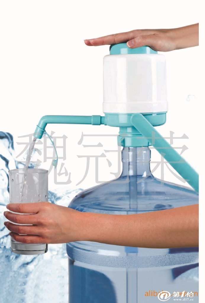 【厂家直销】手压泵/压水器/桶装水取水器/饮水机/器