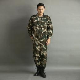<em>户外</em>工装劳保服长袖外套防寒保暖可定制