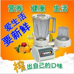 厂家直销多功能料理机大功率沙冰机五谷豆浆机榨汁机