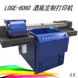 LOGE -6060 UV打印机  酒瓶酒盒数码定制打印