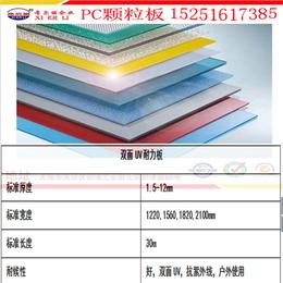 镇江厂家直销进口原料高透明PC磨砂板价格优惠