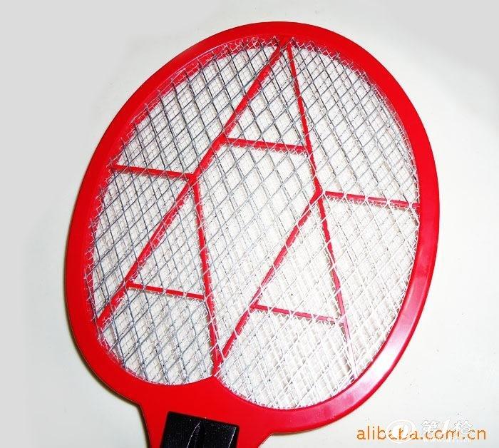 雅格电蚊拍可照明 灭蚊拍 多功能电蚊拍