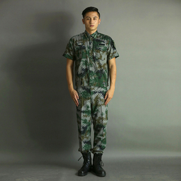 新款男式迷彩服套装劳保服套装缩略图