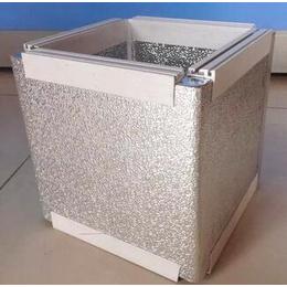 双面彩钢酚醛复合风管WDSC赢胜橡塑保温