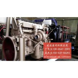 康明斯ISM11E4 440发动机高压共轨教学