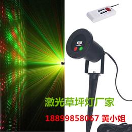东莞工厂红绿满天星激光灯 草坪灯 圣诞景观灯 配红外遥控