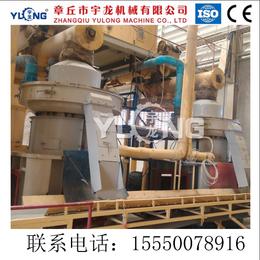 秸秆压块机 木屑厂家 环保颗粒燃料生产机器 碳棒机器