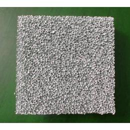 厂家供应过滤材料多孔泡沫金属  泡沫铁铬铝